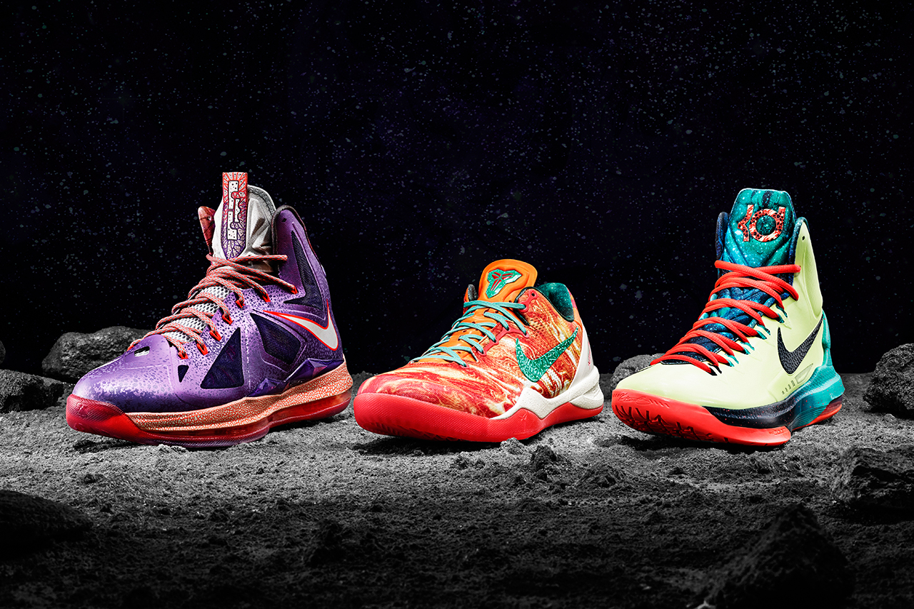 Nike Basketball 2013 All-Star Footwear Collection | HYPEBEAST