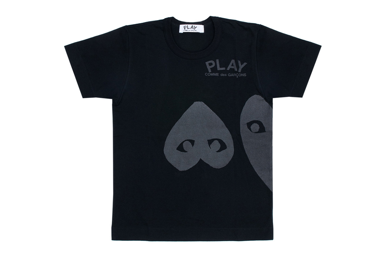 PLAY COMME des GARCONS 2013 Spring/Summer Black Collection | HYPEBEAST
