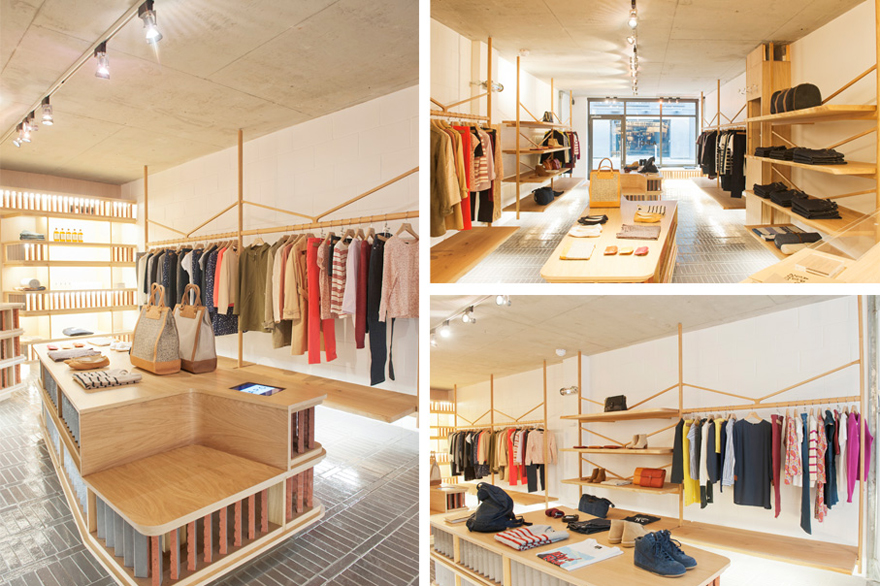 A look inside a p c london hypebeast for Retail interior designers in london