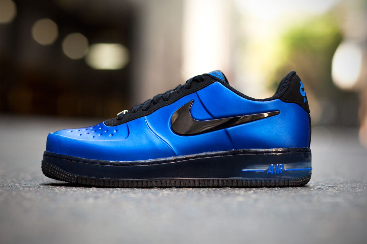 nike air force 1 low foamposite royal hypebeast. Black Bedroom Furniture Sets. Home Design Ideas