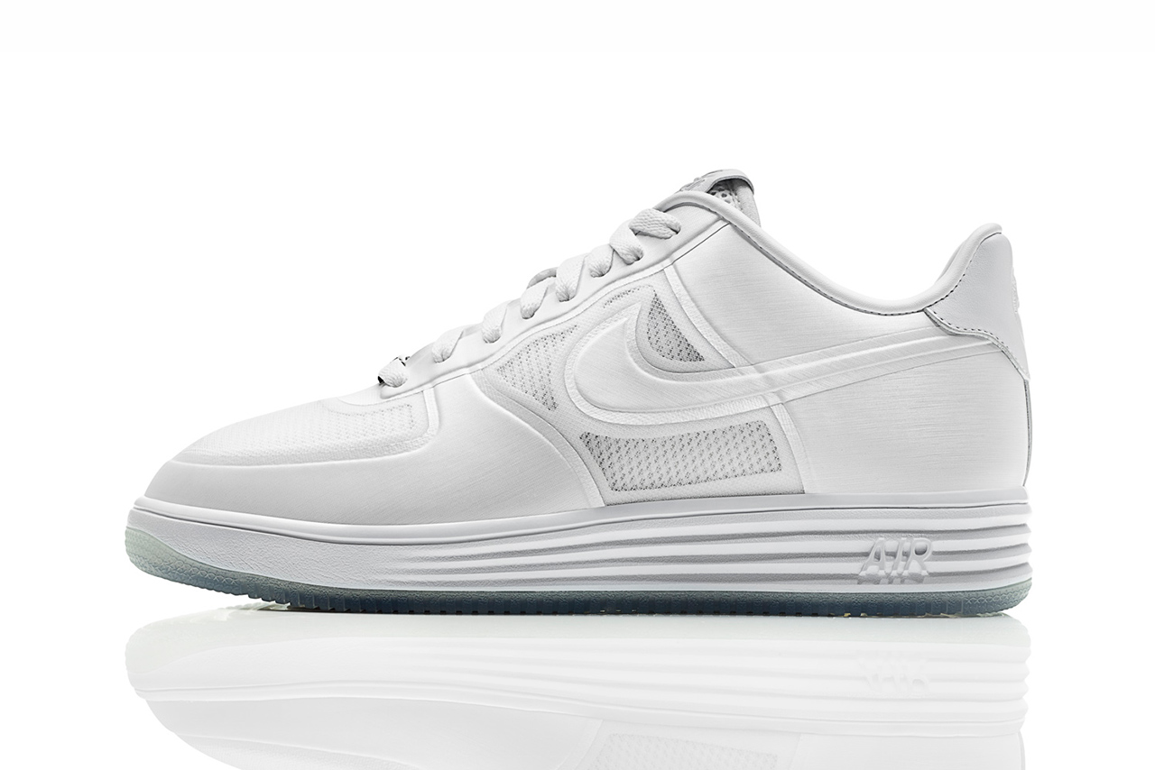 nike lunar force 1 white ice hypebeast. Black Bedroom Furniture Sets. Home Design Ideas