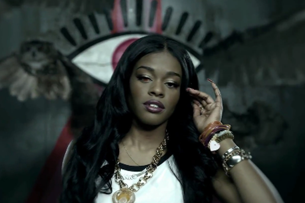 azealia banks yung rapunxel video hypebeast