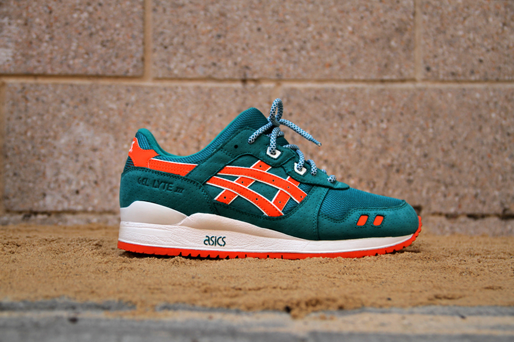 finest selection 08413 9480c asics gel lyte iii tiger