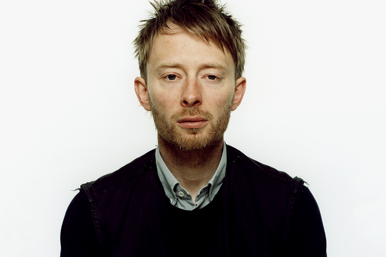 how tall is thom yorke