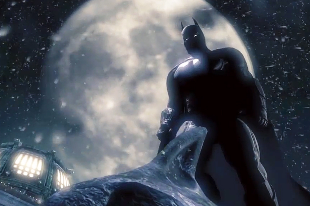 batman arkham city trailer - photo #44