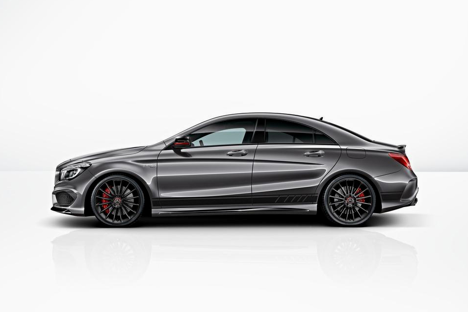 Mercedes benz releases cla 45 amg edition 1 hypebeast for Mercedes benz amg cla 45
