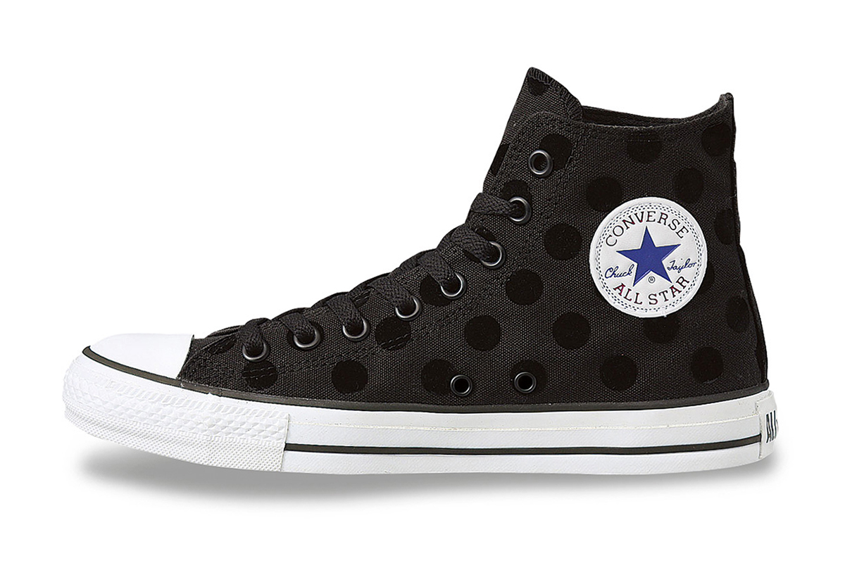 converse chuck taylor all star flocky dt hi hypebeast. Black Bedroom Furniture Sets. Home Design Ideas