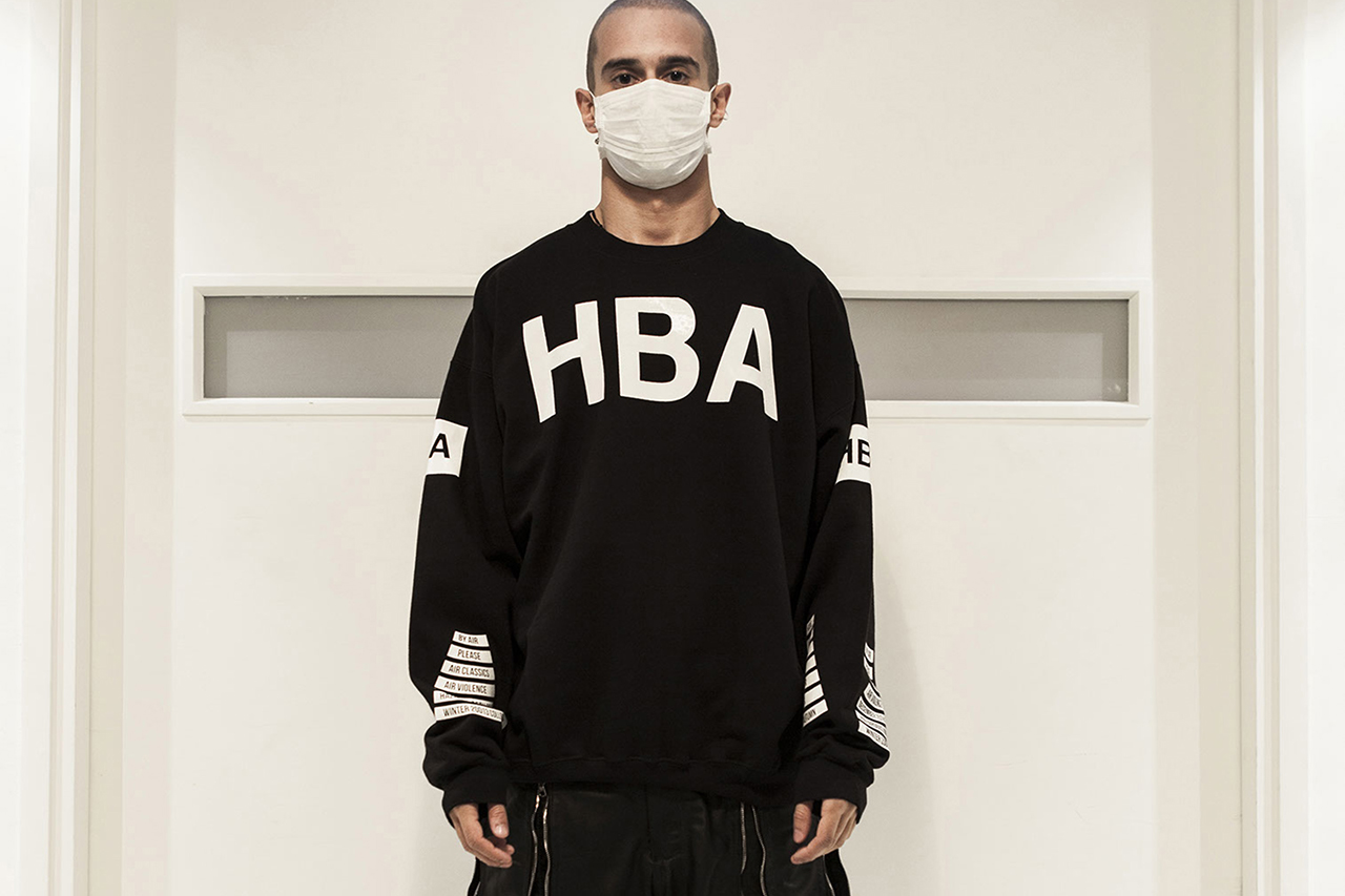 Hood Air Lines : Hood by air fall winter collection hypebeast
