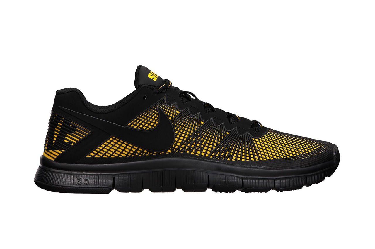 nike free trainer 3 0 anderson silva hypebeast. Black Bedroom Furniture Sets. Home Design Ideas