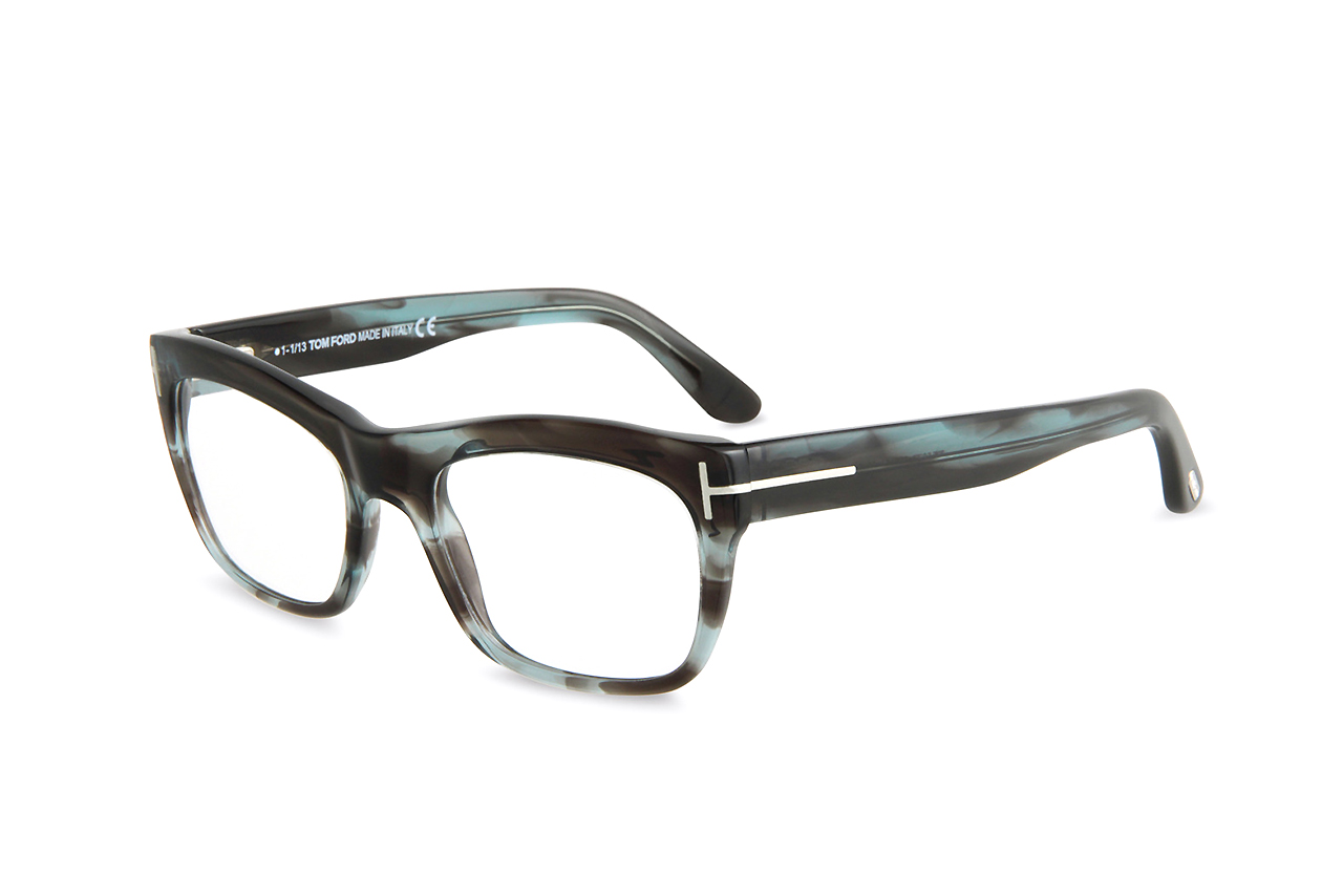 Tom Ford Blue Havana Glasses HYPEBEAST