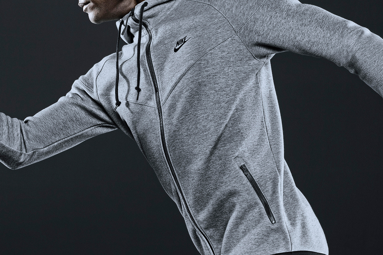 nike sportswear 2013 fall winter tech fleece collection hypebeast. Black Bedroom Furniture Sets. Home Design Ideas