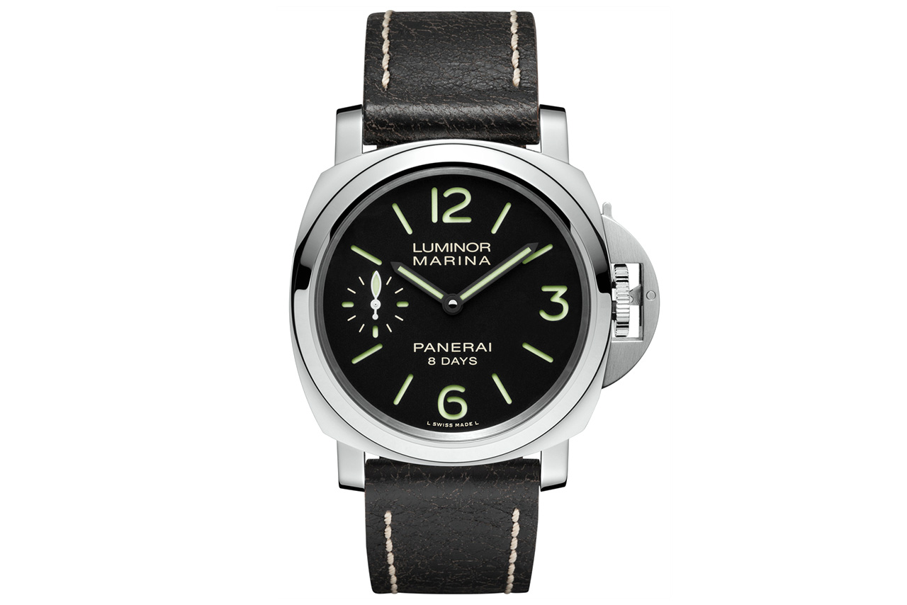 panerai pam 510 luminor marina watch hypebeast. Black Bedroom Furniture Sets. Home Design Ideas