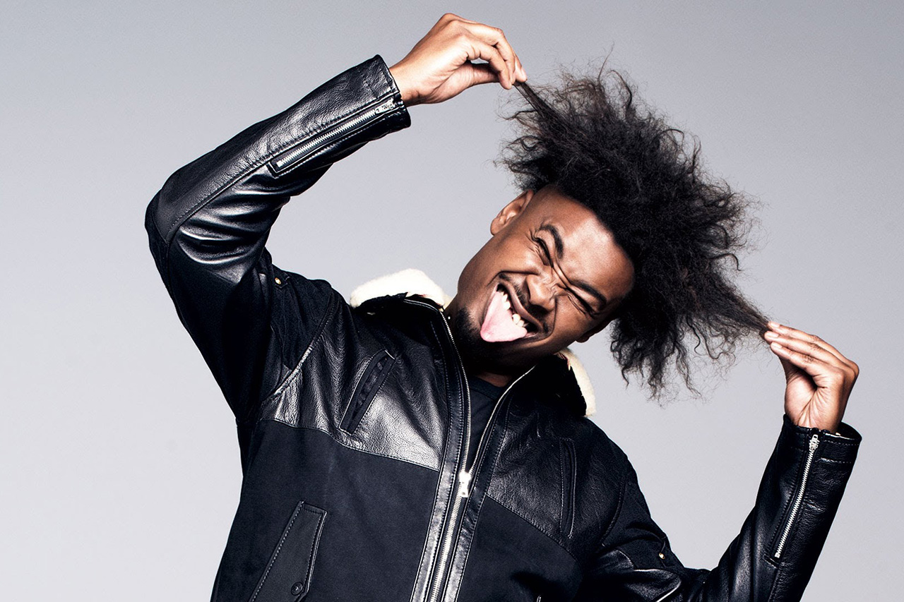 Gq Presents Rules Of Rebel Style With Danny Brown