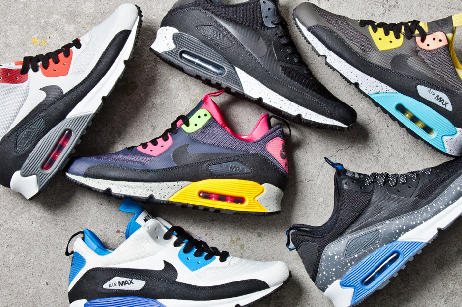 nike air max 90 collection
