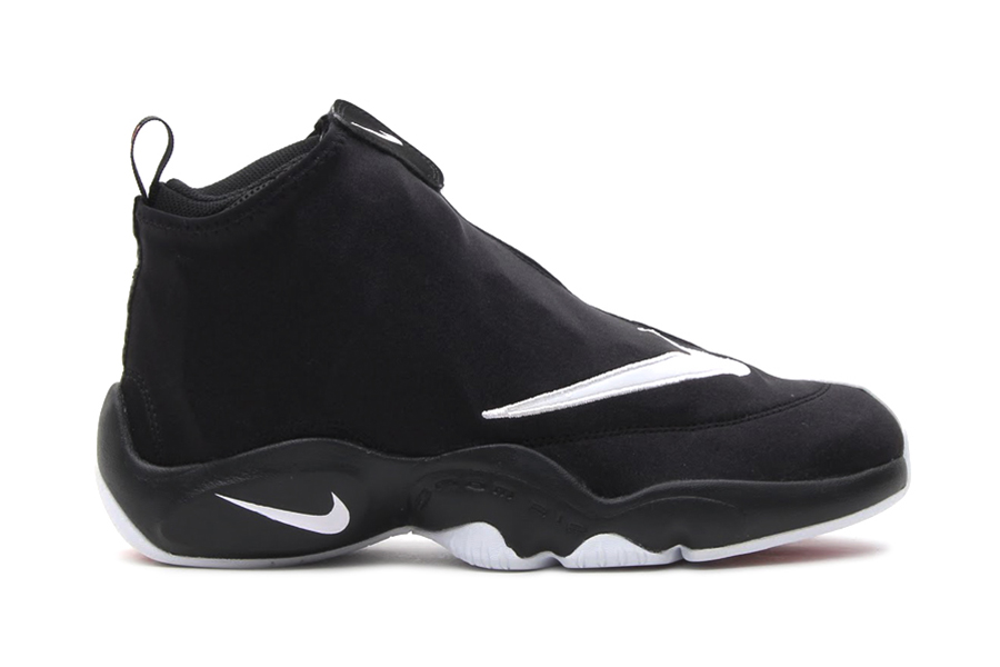 "Nike Air Zoom Flight ""The Glove"" Black/White University ..."