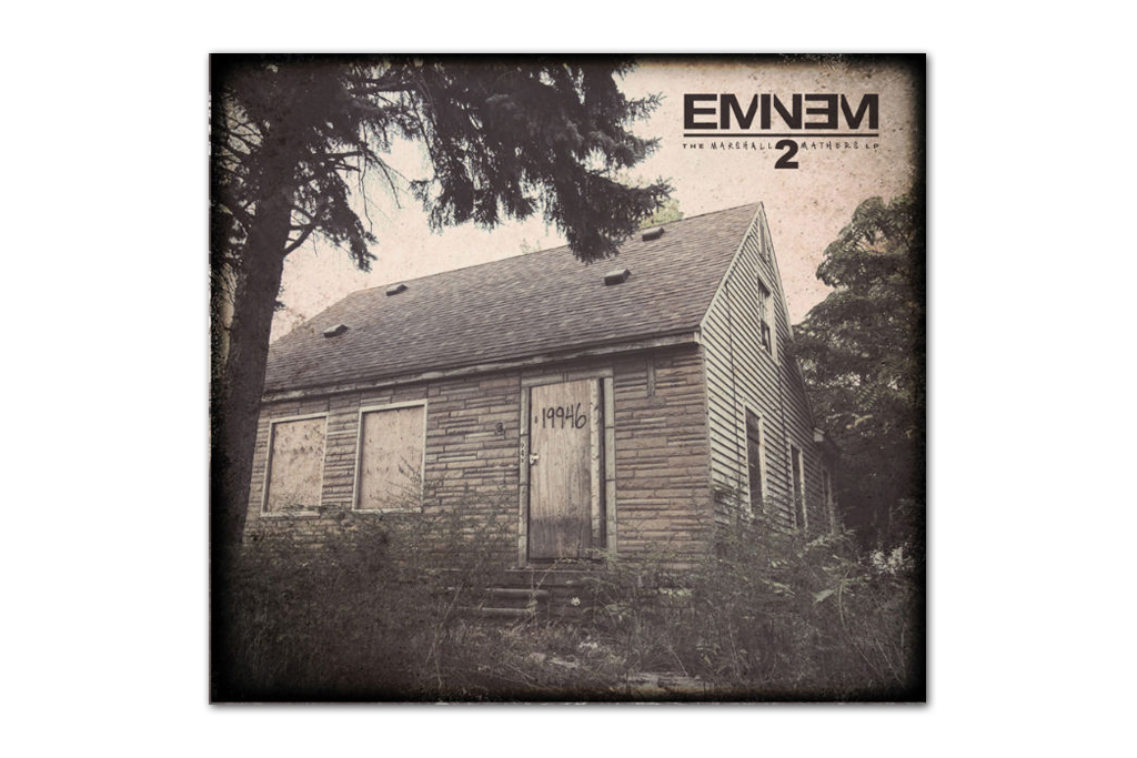 Eminem – The Marshall Mathers LP 2 (Full Album Stream ...