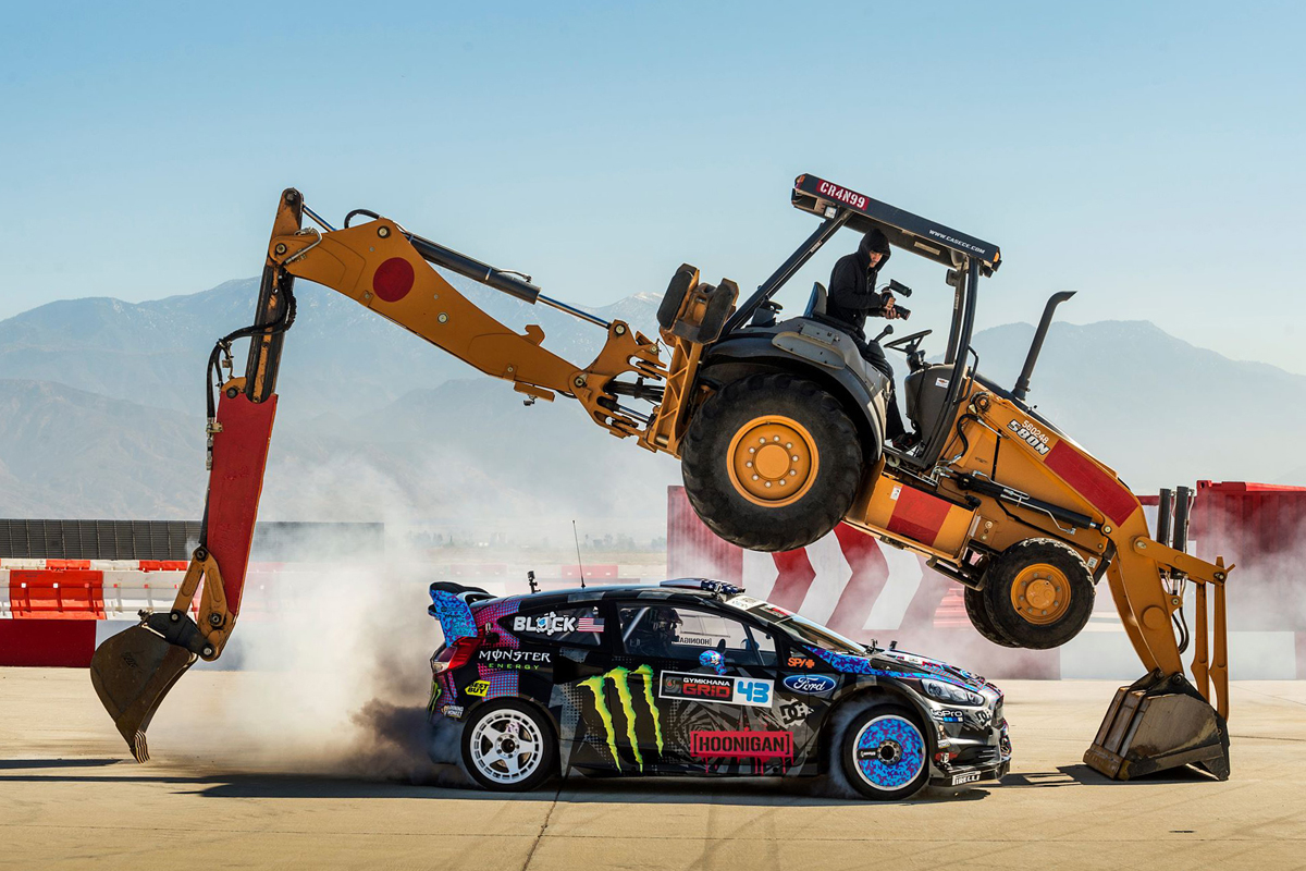 ken block 39 s gymkhana 6 the ultimate grid obstacle course hypebeast. Black Bedroom Furniture Sets. Home Design Ideas