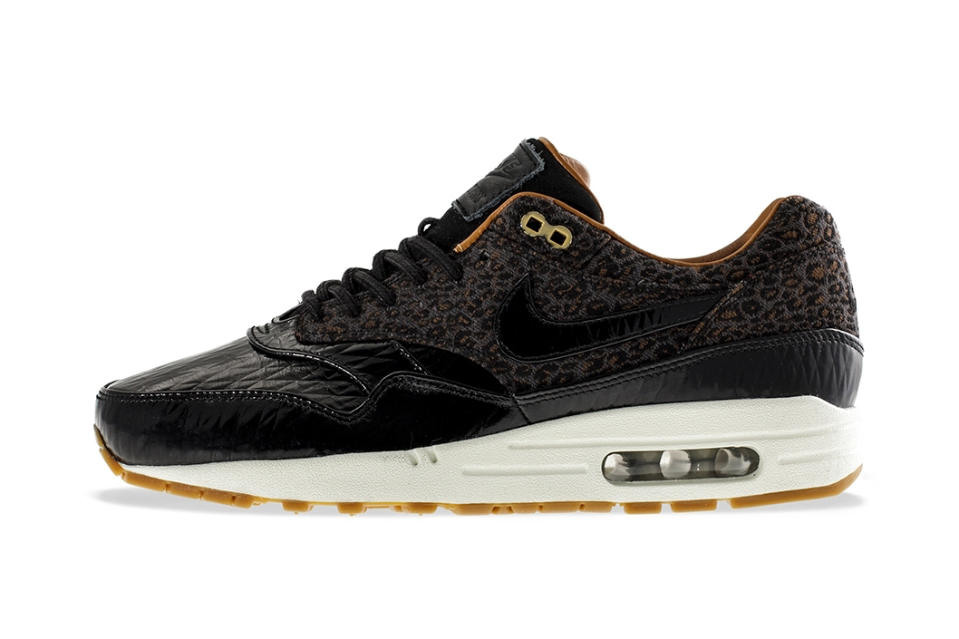 nike 2013 fall winter air max 1 fb woven hypebeast. Black Bedroom Furniture Sets. Home Design Ideas