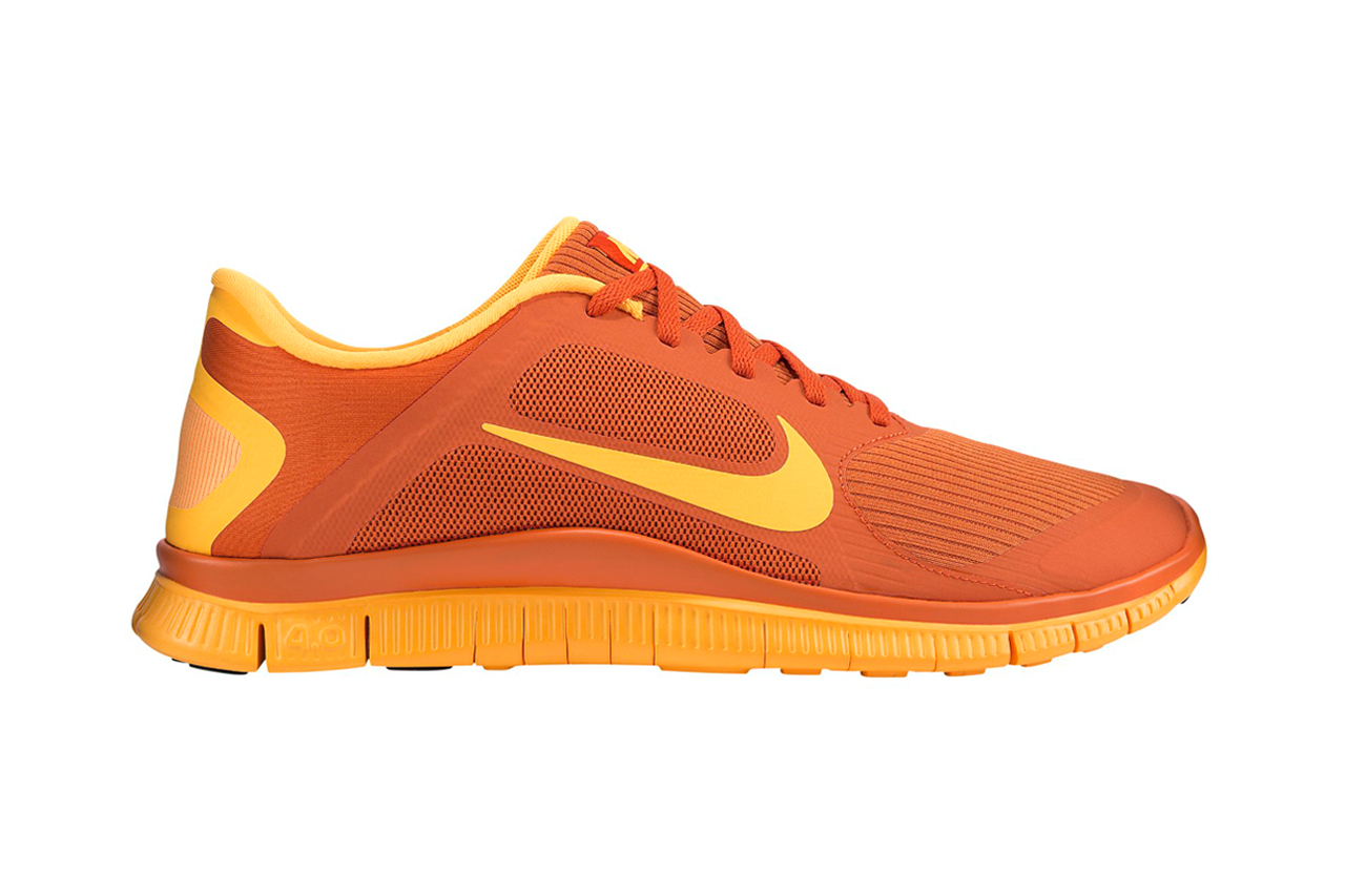 nike free 4 0 urban orange laser orange hypebeast. Black Bedroom Furniture Sets. Home Design Ideas