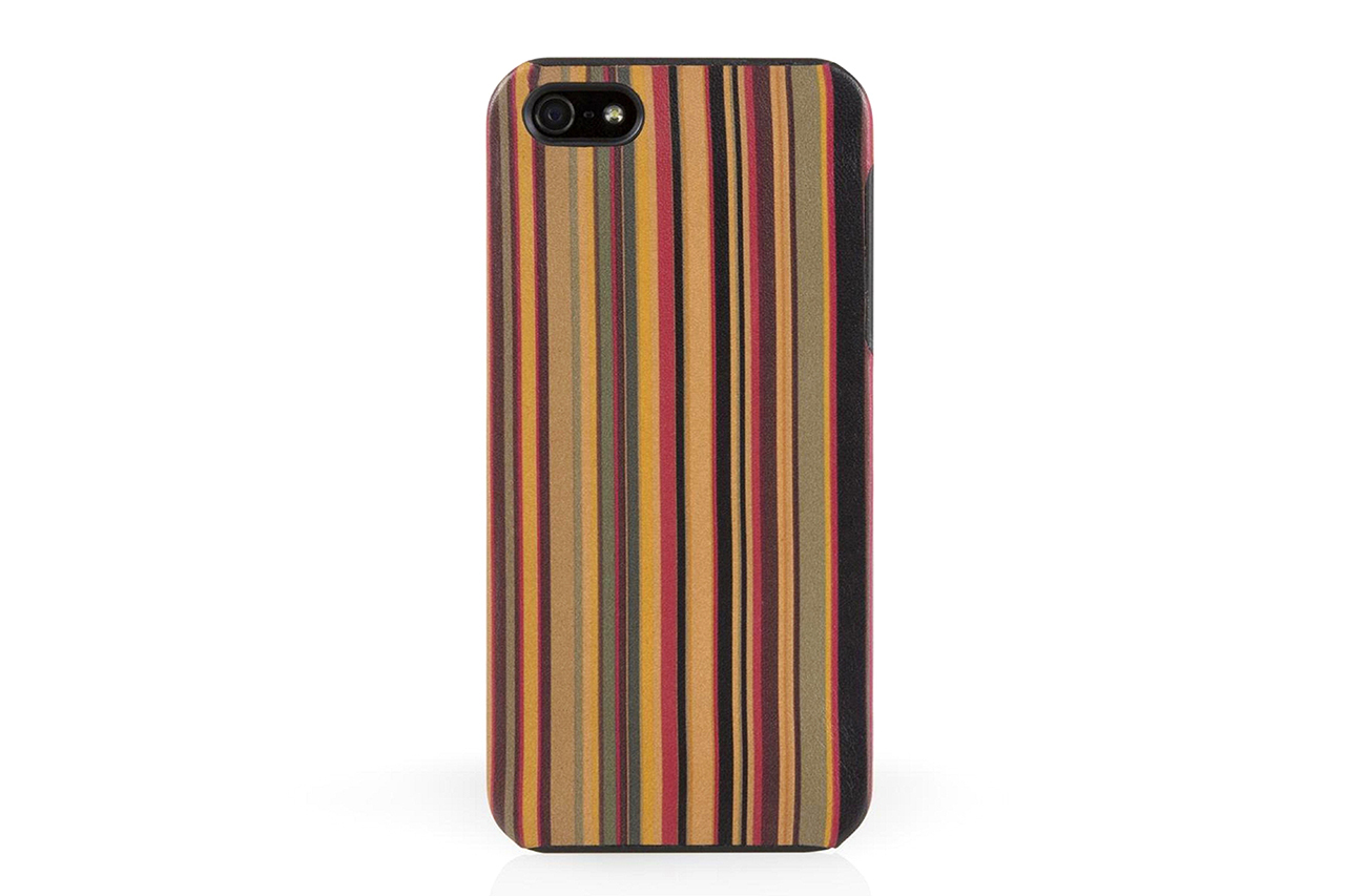 paul smith vintage stripe iphone 5s case hypebeast. Black Bedroom Furniture Sets. Home Design Ideas