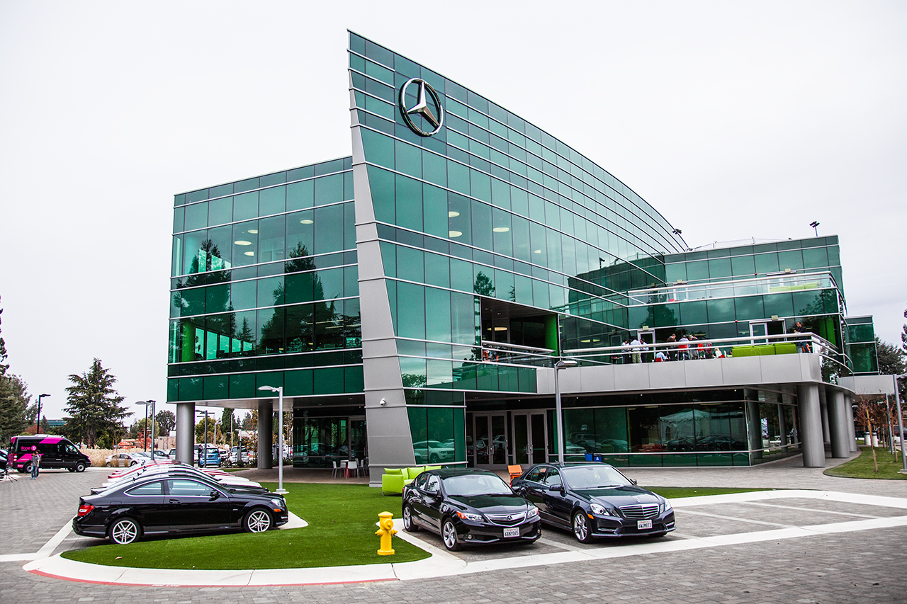 Hypebeast spaces mercedes benz research and development for Mercedes benz sunnyvale