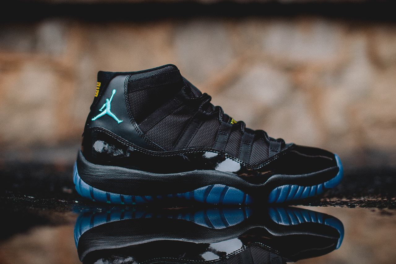"Air Jordan 11 Retro ""Gamma Blue"" 