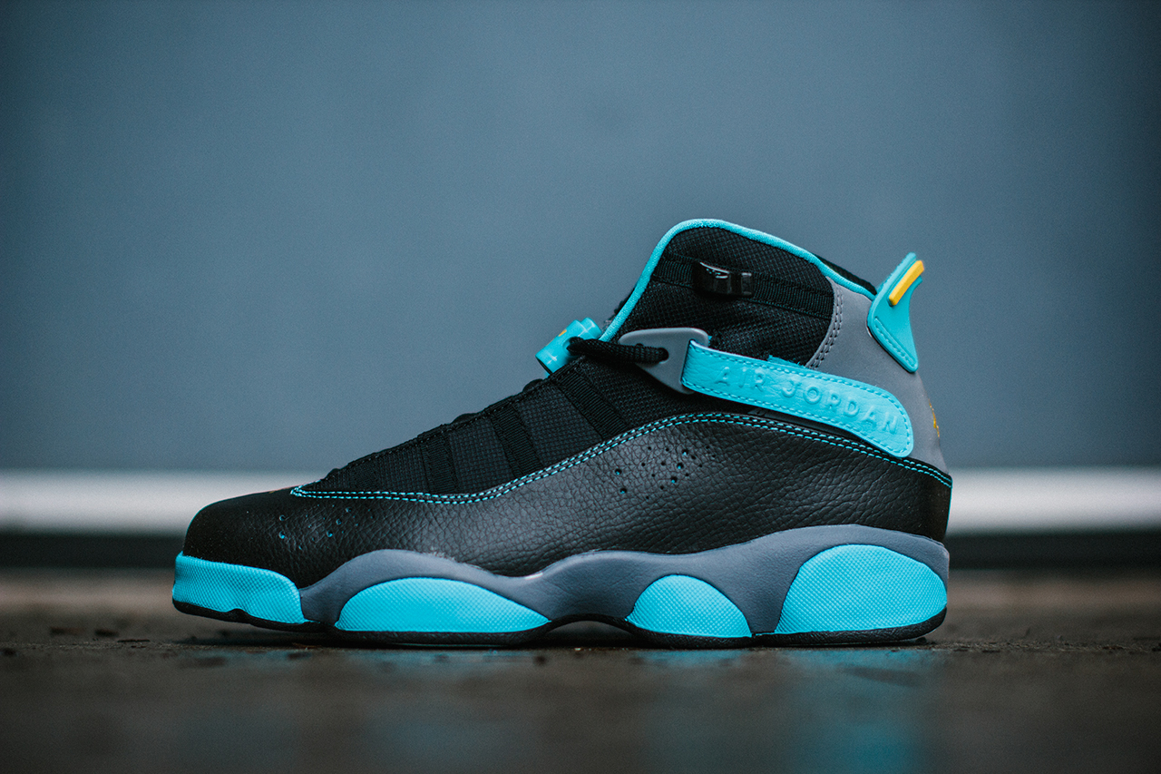 "Air Jordan 6 Rings ""Gamma Blue"" 