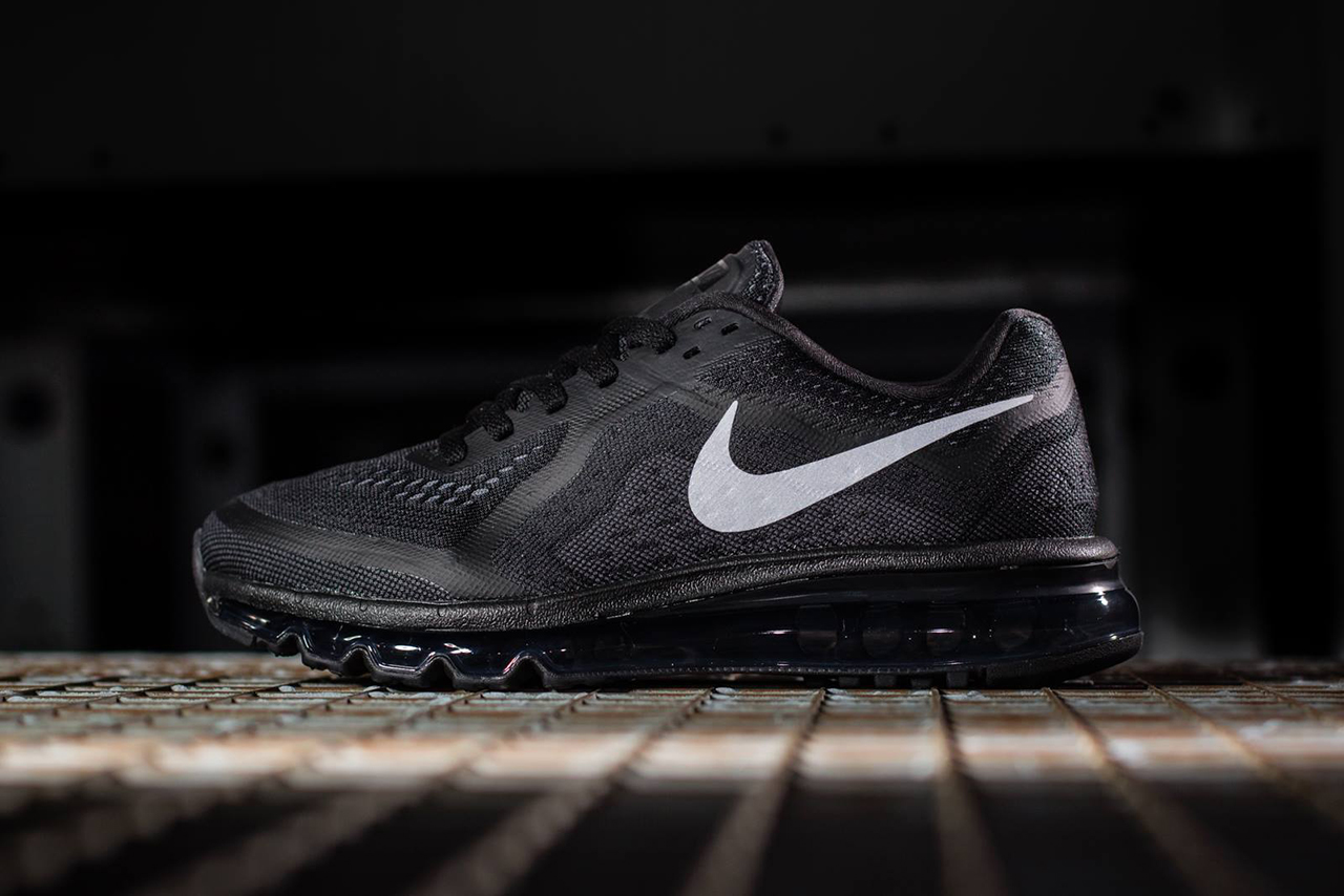 Nike Air Max 2013 Black Dark Grey
