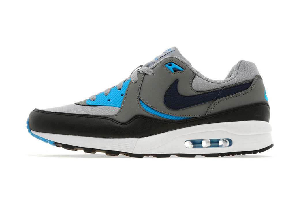 nike air max light base grey dark obsidian jd sports. Black Bedroom Furniture Sets. Home Design Ideas