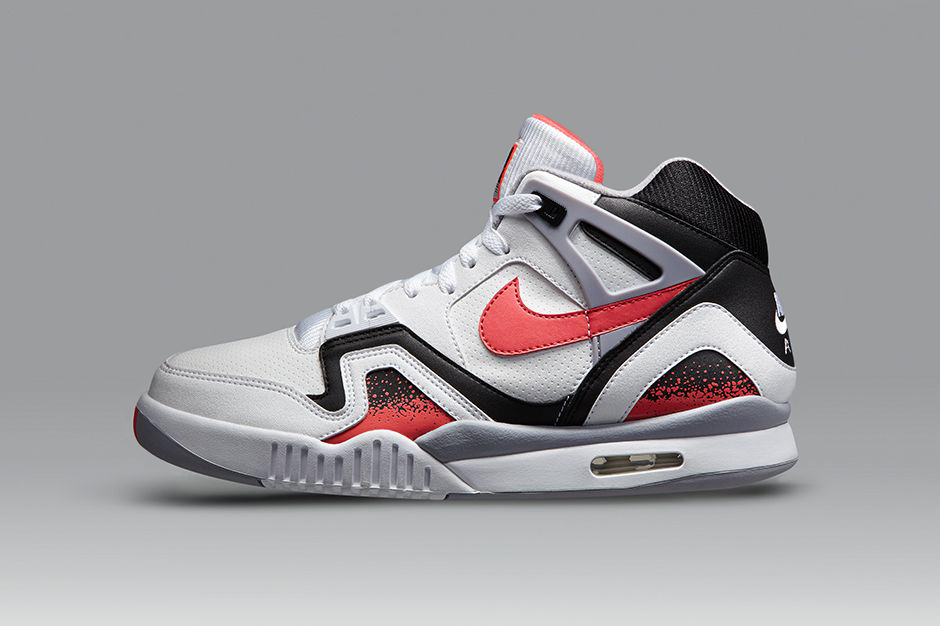 nike air tech challenge ii hot lava hypebeast. Black Bedroom Furniture Sets. Home Design Ideas