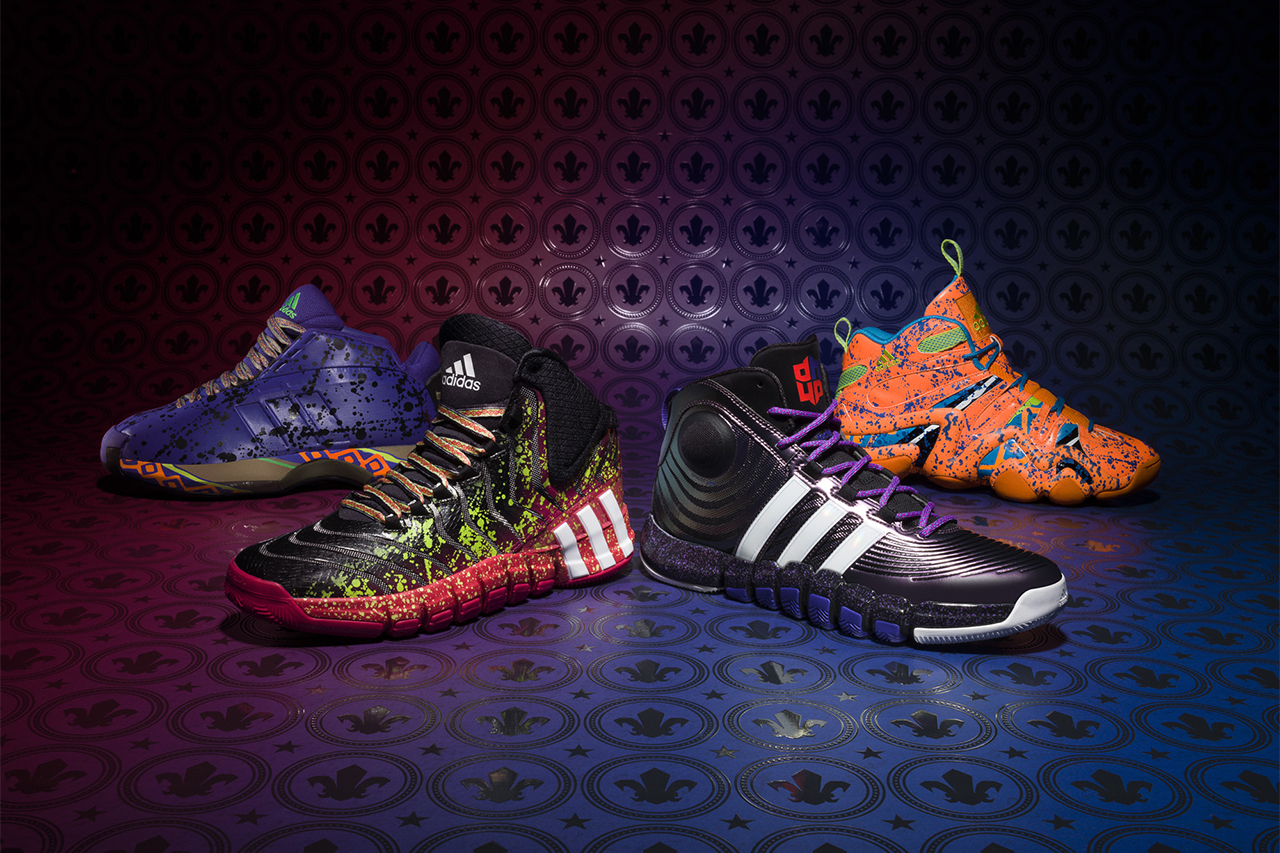 Adidas Fashion Basketball Sports Shoes