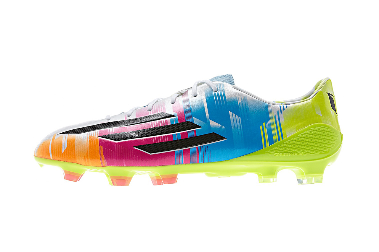 adidas unveils the f50 adizero trx fg messi hypebeast. Black Bedroom Furniture Sets. Home Design Ideas