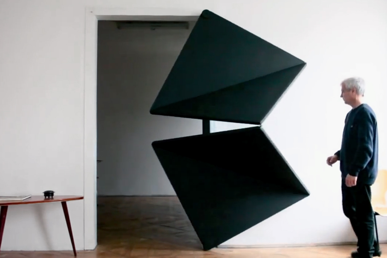 "Klemens Torggler The Origami ""Evolution"" Door 