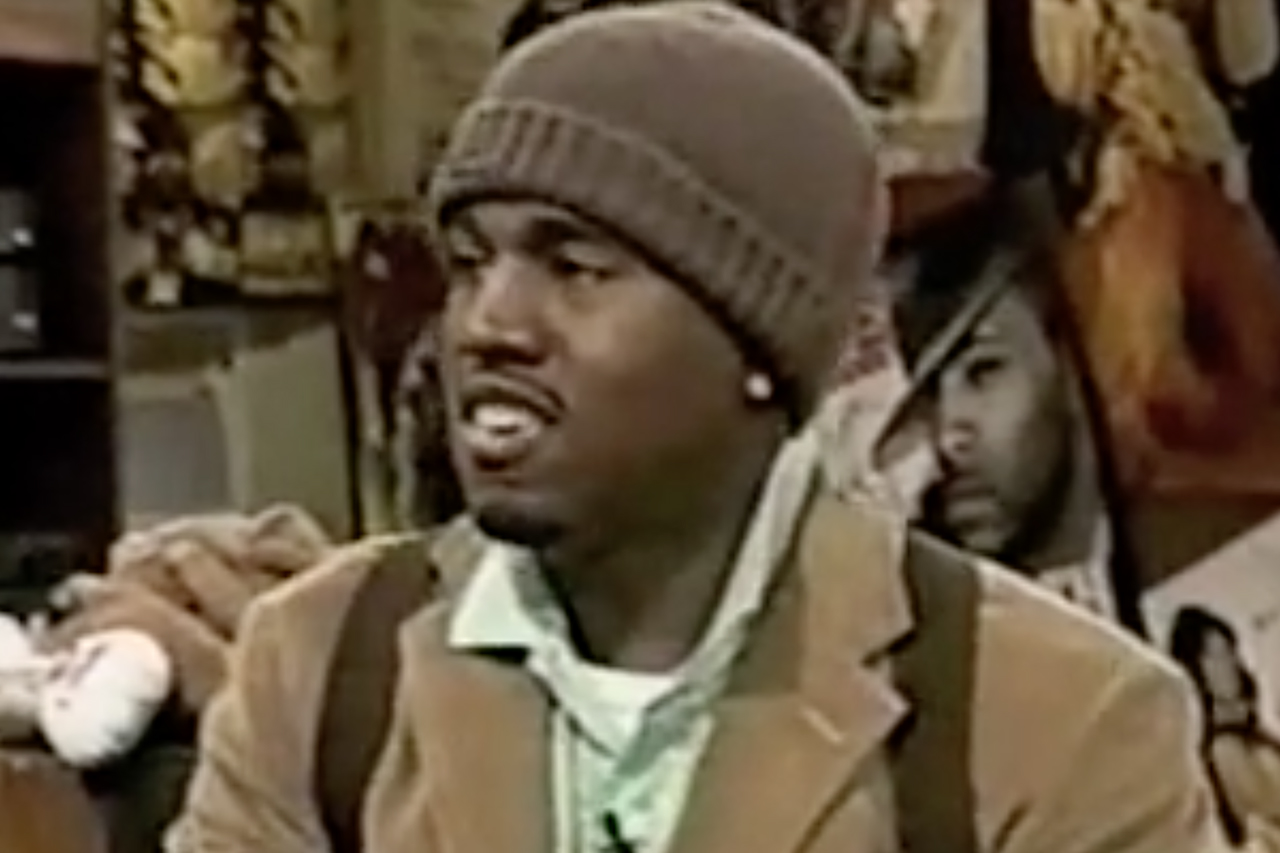 watch kanye west s first ever appearance on rap city hypebeast