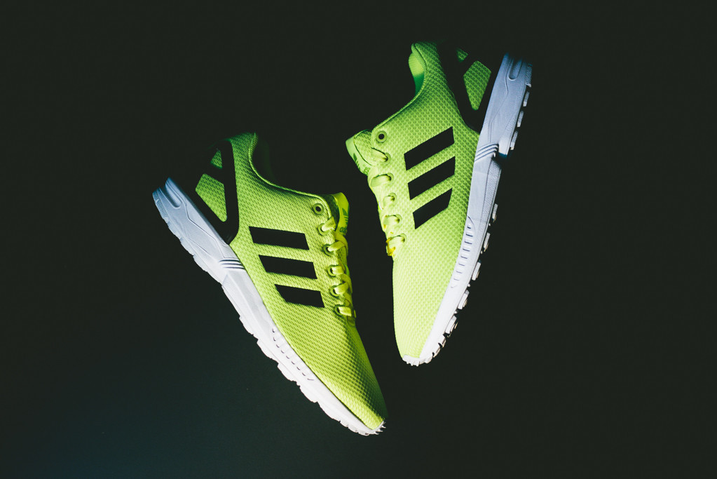 hot sale online 30af6 289b9 Mykee Alvero : The Adidas ZX Flux Could Be The Breakout ...