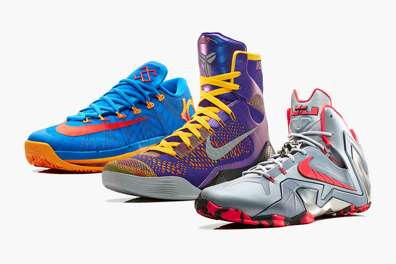 Nike Basketball 2014 Elite Series Team Collection | HYPEBEAST