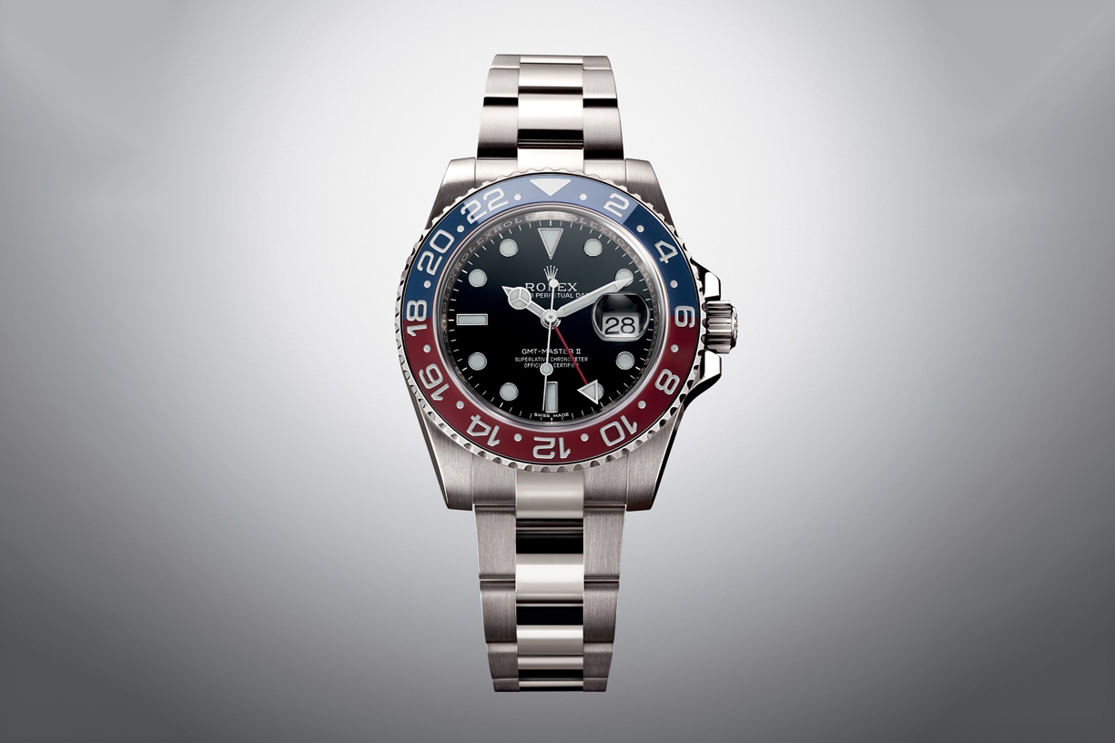 Rolex 2014 GMT-Master II in White Gold | HYPEBEAST