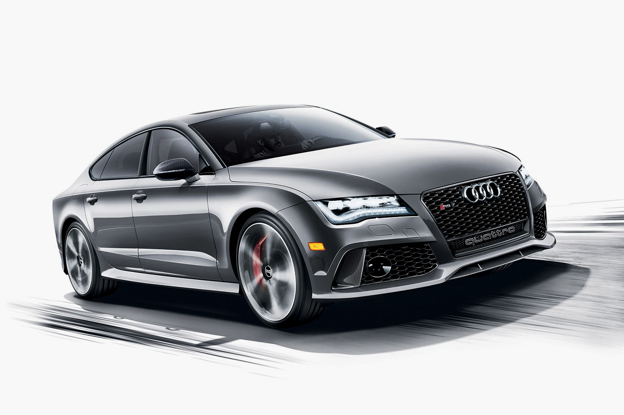 Audi Rs7 Dynamic Edition Hypebeast