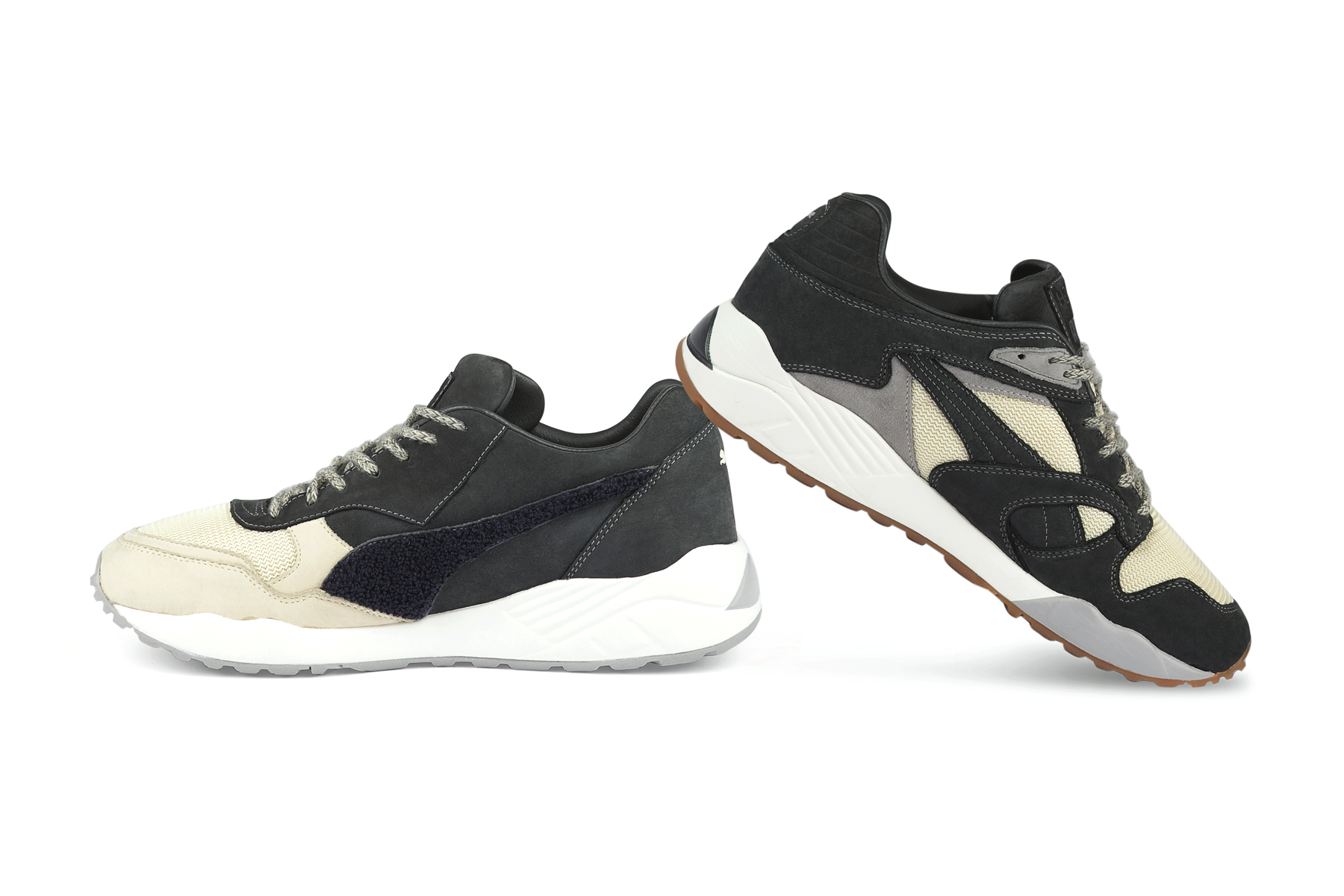 "BWGH for PUMA ""Darkshadow"" Footwear Collection 