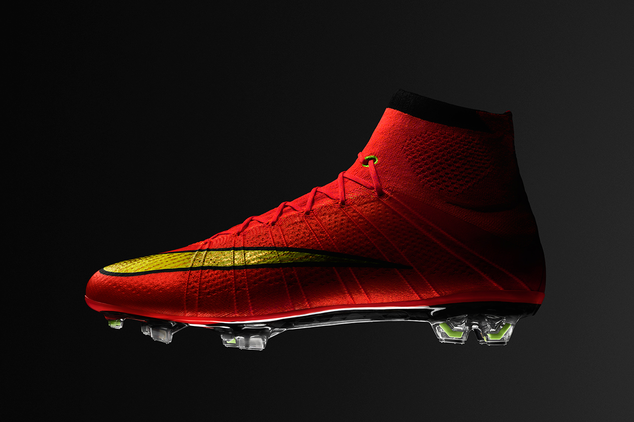 nike unveils the flyknit mercurial superfly iv hypebeast. Black Bedroom Furniture Sets. Home Design Ideas