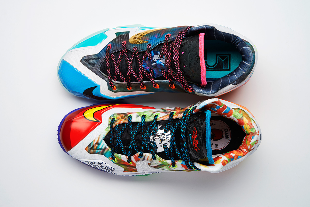 "Nike ""What The"" LeBron 11 & KD"