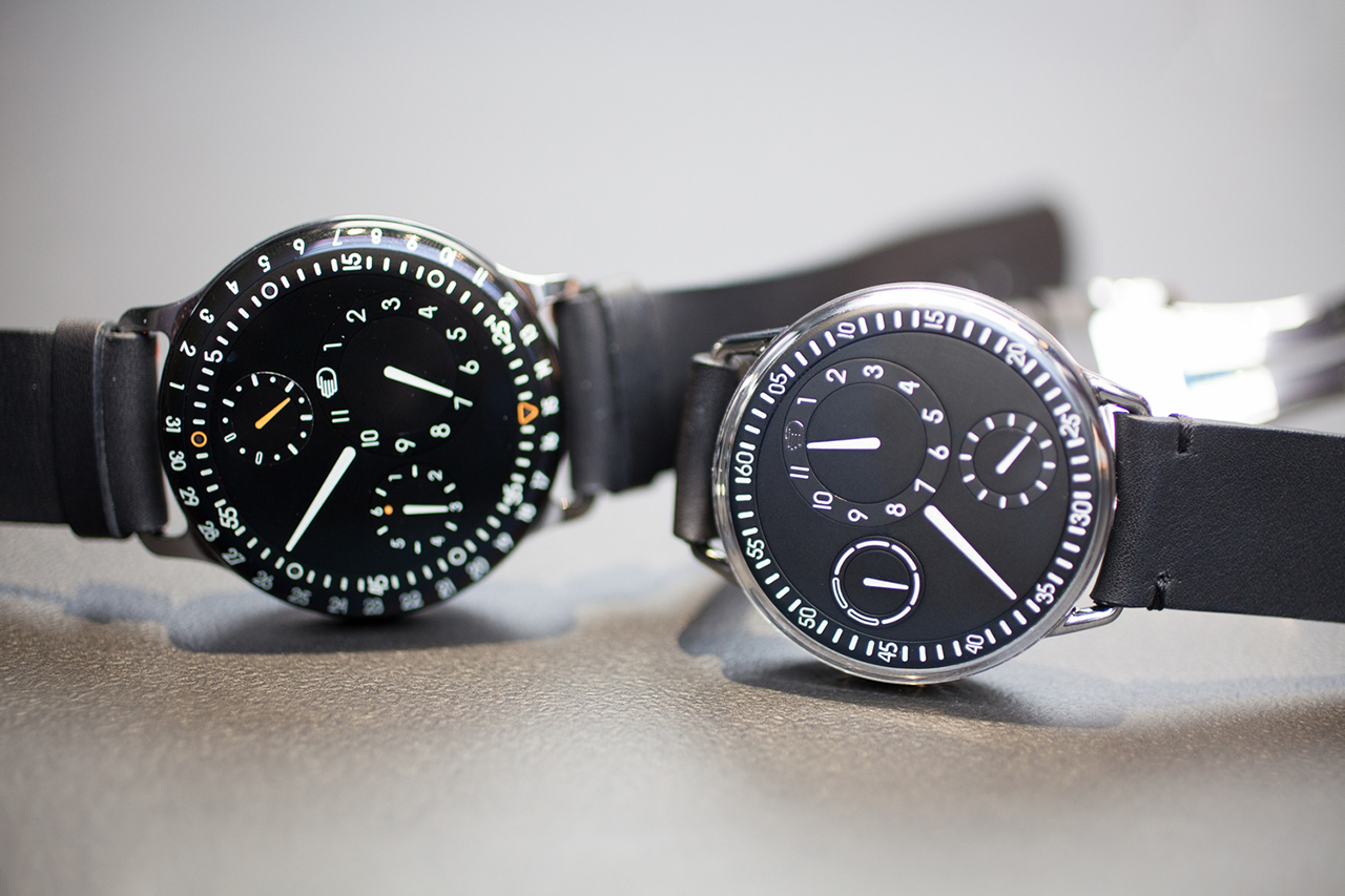 Ressence type 1 watch hypebeast for Ressence watches