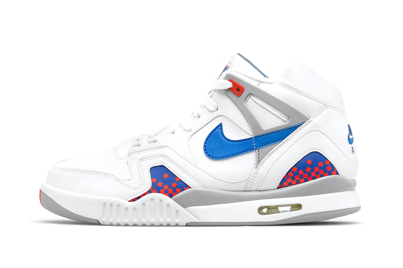 nike air tech challenge ii backhand hypebeast. Black Bedroom Furniture Sets. Home Design Ideas