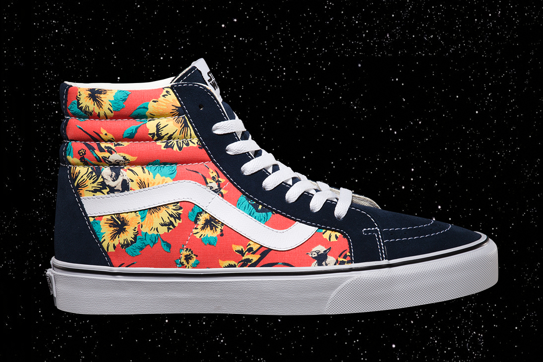Star Wars X Vans Classics 2014 Spring Summer Collection