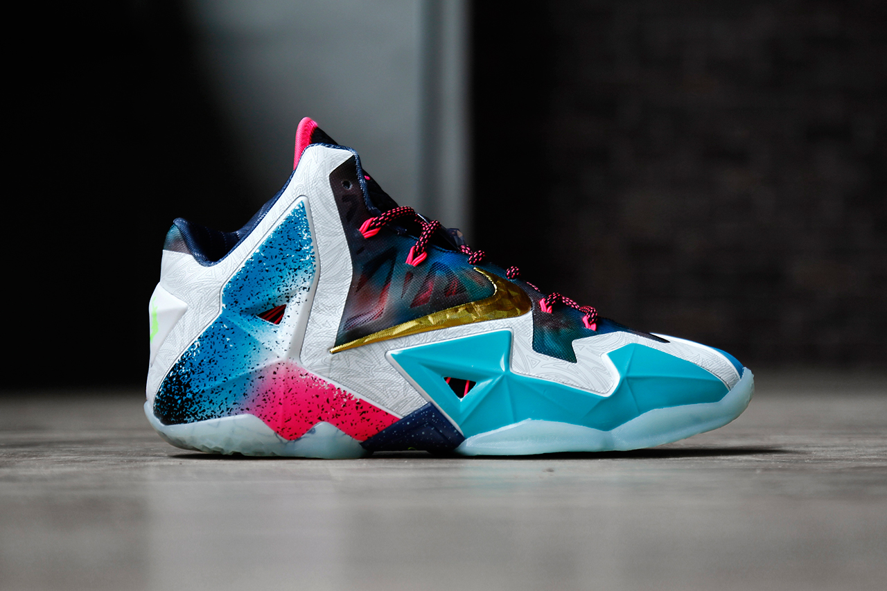 "Nike LeBron 11 ""What the"
