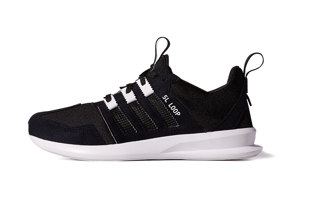 Adidas Sl Loop Black And Grey