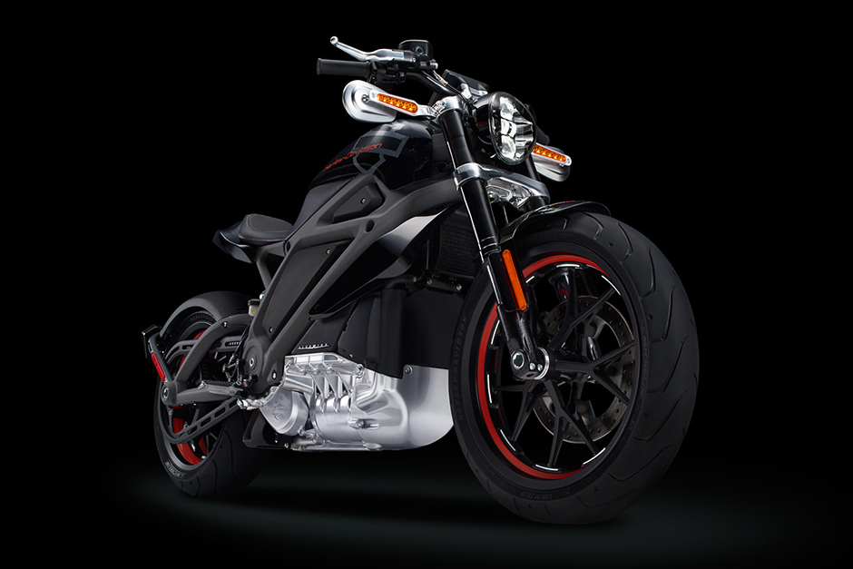 First Harley Davidson: Harley-Davidson Unveils Its First Electric Motorcycle