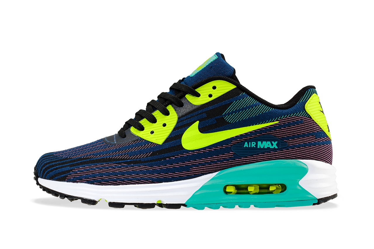 nike 2014 summer air max lunar 90 jacquard hypebeast. Black Bedroom Furniture Sets. Home Design Ideas