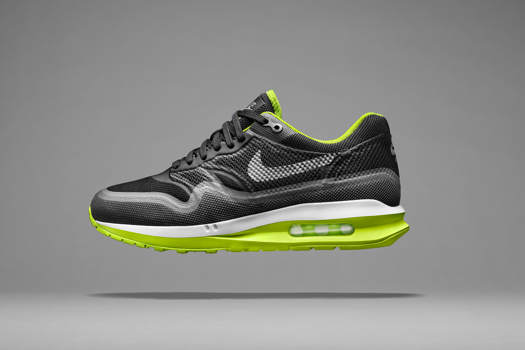 nike air max lunar1 black volt hypebeast. Black Bedroom Furniture Sets. Home Design Ideas