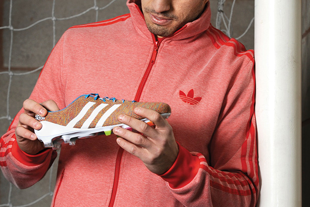 no half measures how adidas is gearing up for the 2014 world cup